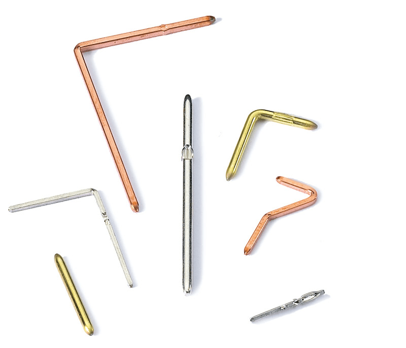 solid wire connector terminal pins